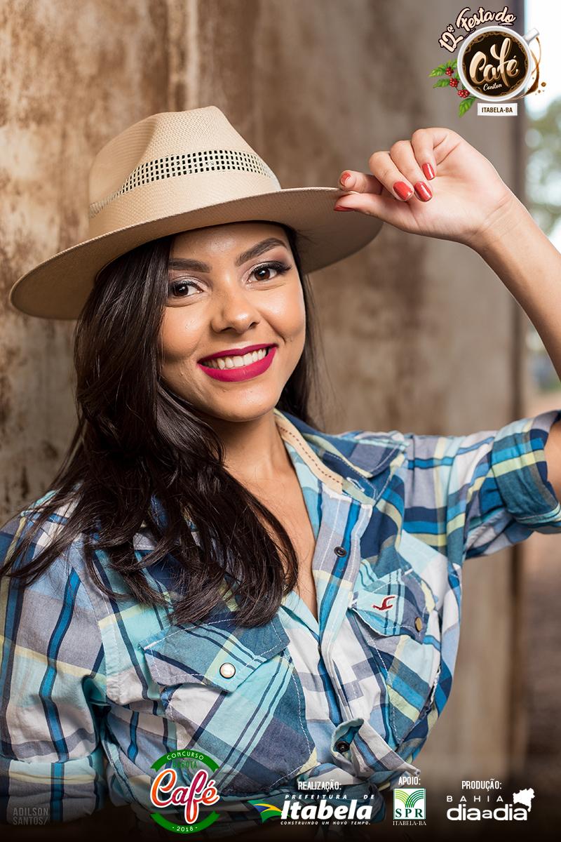 Alana Meira, 18 anos. Candidata a Garota Café 2018. (Foto: Adilson Santos)