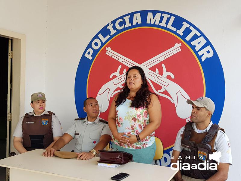 Polícia Militar lança Programa Ronda Escolar em Itabela 3