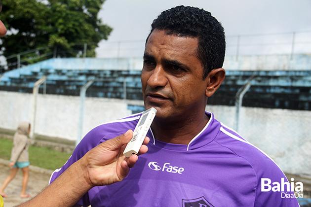 Ratinho avalia como bom desempenho de Itabela na primeira rodada do campeonato. (Foto: Arquivo/BAHIA DIA A DIA)