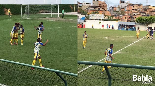 Maxsuel e Paulinho fizeram os gols da partida. (Foto: Joefran Lodi)