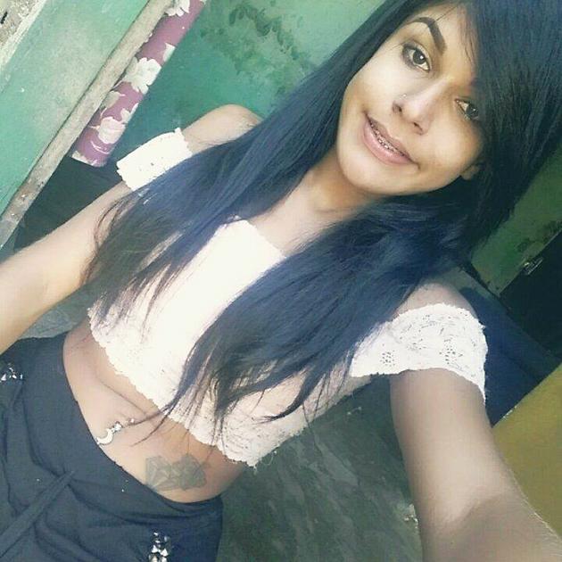"""Wesley Figueiredo Coelho conhecidopor """"Bruna Figueiredo"""", foi encontrada morta com um tiro no rosto . (Foto: Reprodução/Facebook)"""