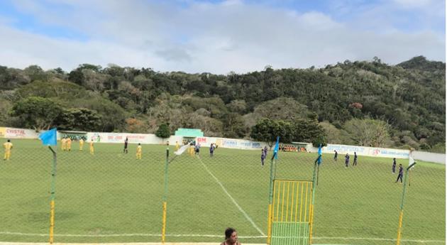 Eunápolis fica no 0 a 0 jogando fora de casa contra São José da Vitória. (Foto: Reprodução/facebook)