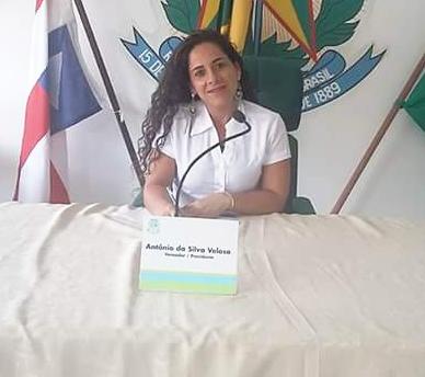 Vereadora Ana Jaira disse que vem disputar a reeleição. (Foto: Alex Barbosa)
