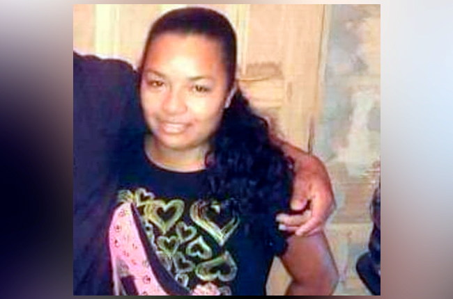 Lucineide de Jesus Oliveira de 23 anos morreu após ser atropelada por ônibus. (Foto: Reprodução)
